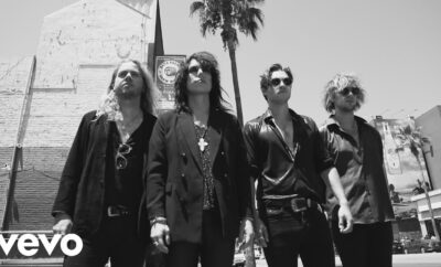 The Struts and Robbie Williams Strange Days Music Video