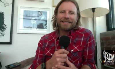 Dierks Bentley ACM Awards Interview