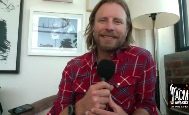 Dierks Bentley ACM Awards Interview