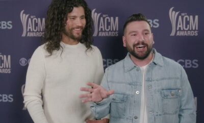 DAn + Shay 2021 ACM Awards Performance