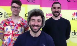 AJR Billboard Music Awards interview top rock song bang! win will smith